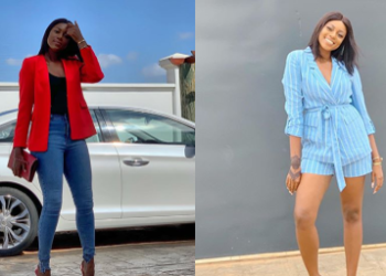 I might become Ghana's first female President – Yvonne Nelson