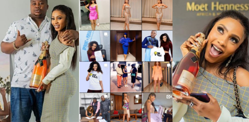 Mercy deletes Moët & Chandon endorsement deal photos from her Instagram page