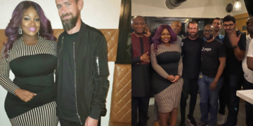 Twitter CEO Jack Dorsey in Nigeria, speaks Yoruba and eats Jollof rice (Video)