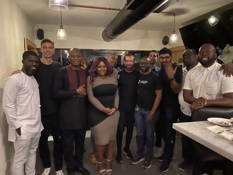 Twitter CEO Jack Dorsey in Nigeria, speaks Yoruba and eats Jollof rice (Video)