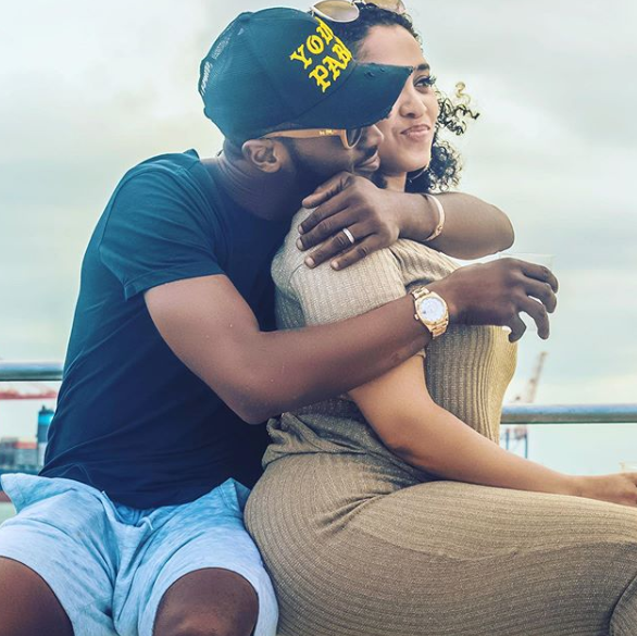 D'banj shares first video of his adorable son