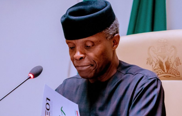 Don't resign, Yoruba elders tell Osinbajo