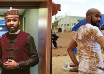 The armed robbers almost shot me but saw that I was a Celeb - Banky W reveals how he was robbed