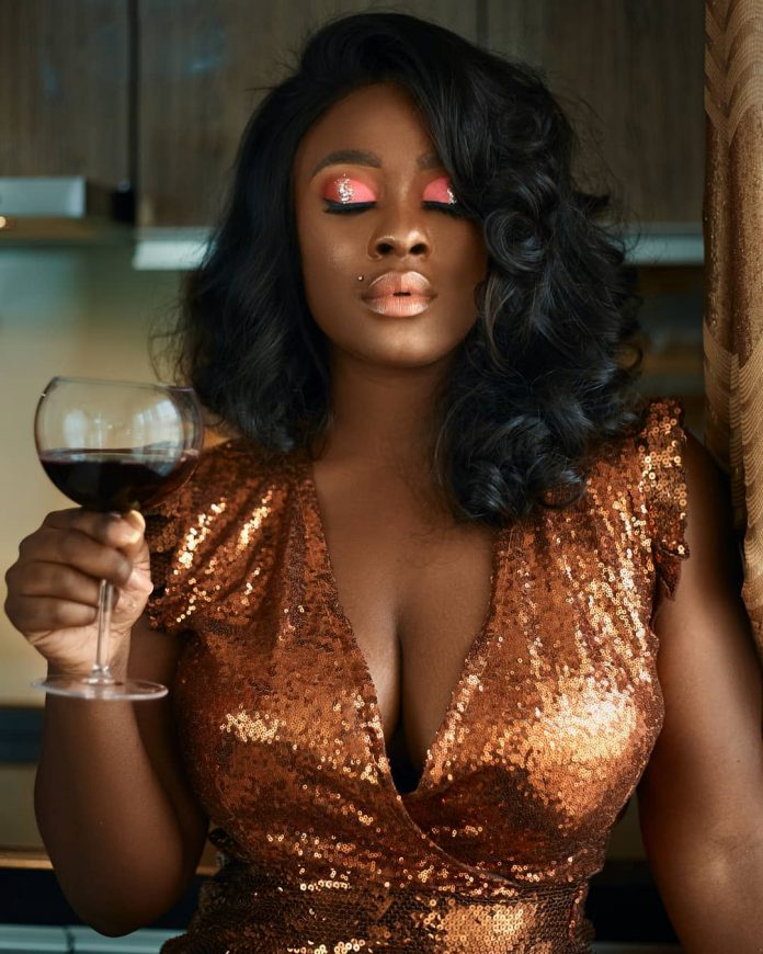 'I will marry your father when i'm ready' - Uriel blasts fan who advised her to get married on time