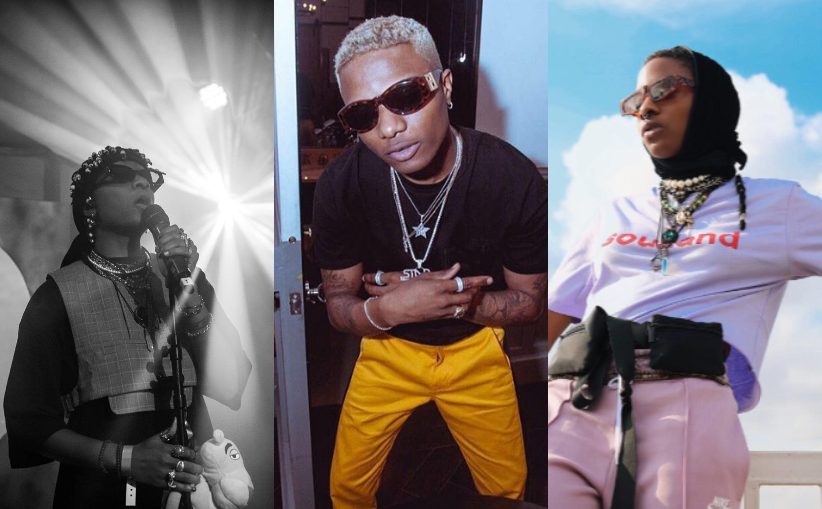 Meet Nigerian-American singer, Wavy The Creator who Nigerians mistake for Wizkid (Photos) (1)