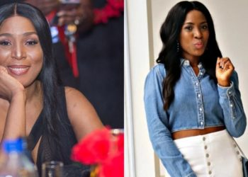 Billionaire Blogger, Linda Ikeji is aging really fast - See recent photo she took at an event