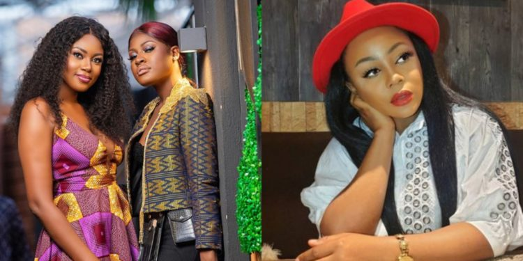 """""""Yvonne Nelson slept with someone's husband and even got pregnant for him - Leaked chat between Alex and Ifu Ennada"""