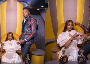 Ike Onyema & Kim Oprah become brand ambassadors for International Cognac Coy