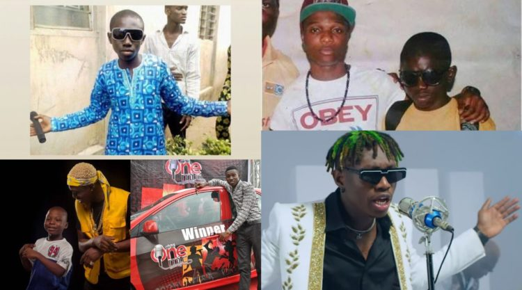 Zlatan Ibile's touching story: How he was beaten for helping 'Segun wire'; became a taxi driver & more (Pics)