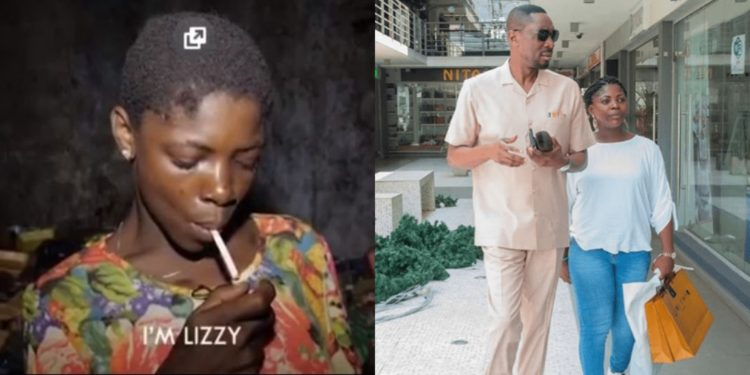Massive transformation photos of Lizzy, drug addict saved by pastor Tony Rapu