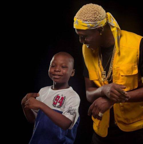 Zlatan Ibile's touching story to fame: How he was beaten for helping 'Segun wire'; became a taxi driver & more (Pics)