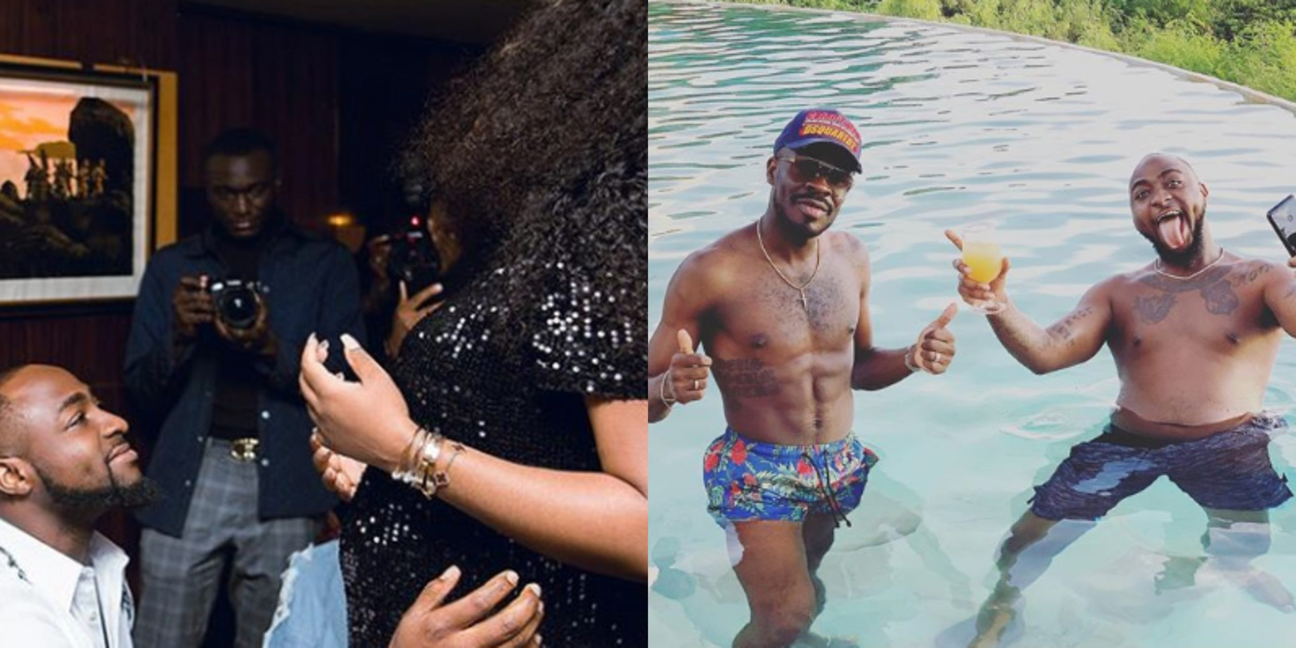 Chioma became so rude since she got that ring from Davido - Davido's Lawyer, Prince reveals (Photo)