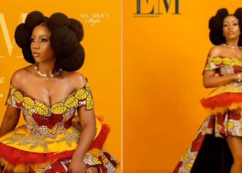 I am a proud Igbo girl - Mercy says as she covers the front page of Exquisite Magazine
