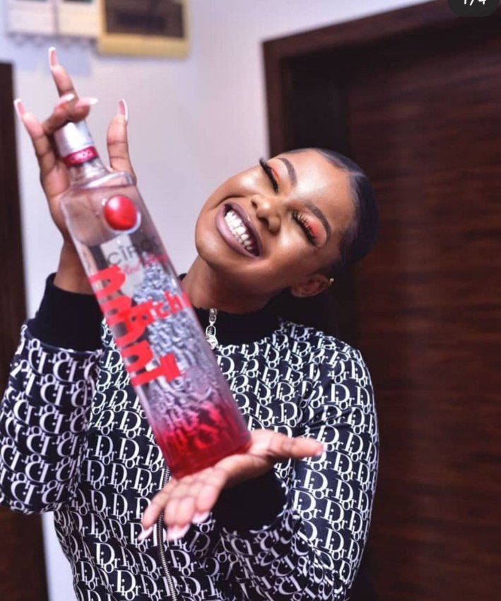 Tacha shades Big Brother Naija Organisers for disqualifying her as she becomes Ciroc Ambassador (Video)