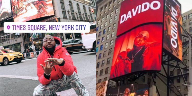 Davido's New Album 'A Good Time' hits 87 million streams, topping charts in 38 countries (Photo)