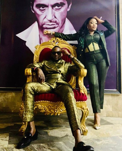 My borfriend just broke up with me because of Omashola - Toyin Lawani cries out