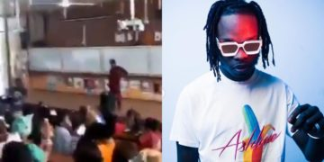 OAU students disrupt lectures by dancing soapy in class - See the lecturer's reaction (Video)