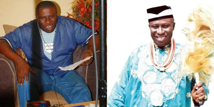 Nollywood acctor, Theodore Anyanji is Dead