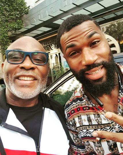 He is going to be my son - RMD announces Mike's Nollywood debut
