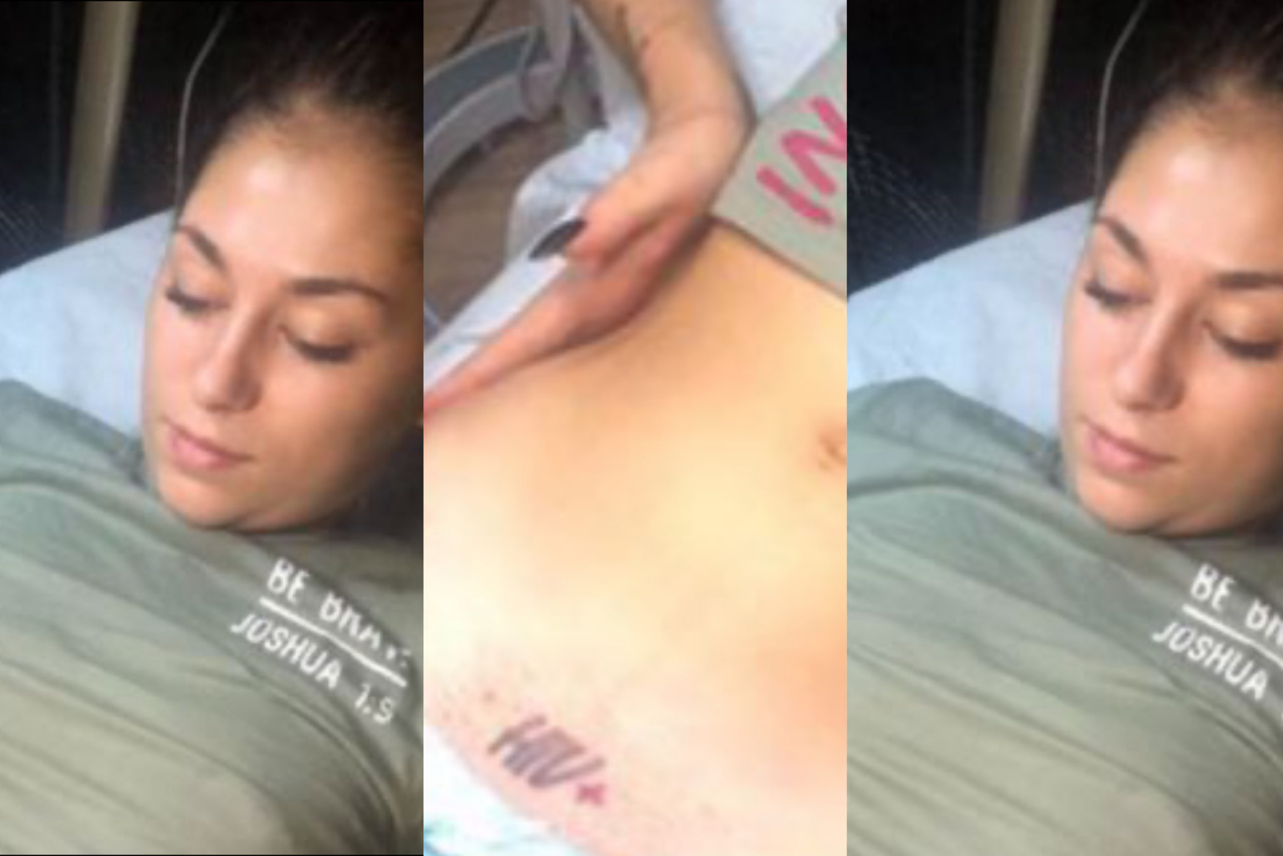 Woman Tattoos The Letters HIV On Her Thing After Realising She Now Has The Virus Apologises To Everyone Affected (PICS)