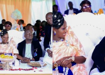 Man weds lady that helped pay his transport fare 6 years ago (Photos)