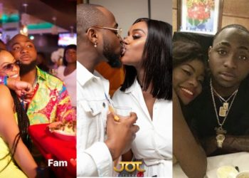 Money, Fame, Fatherhood: The story of Davido and his three baby mamas - How Chioma will cope after marriage (Photos)