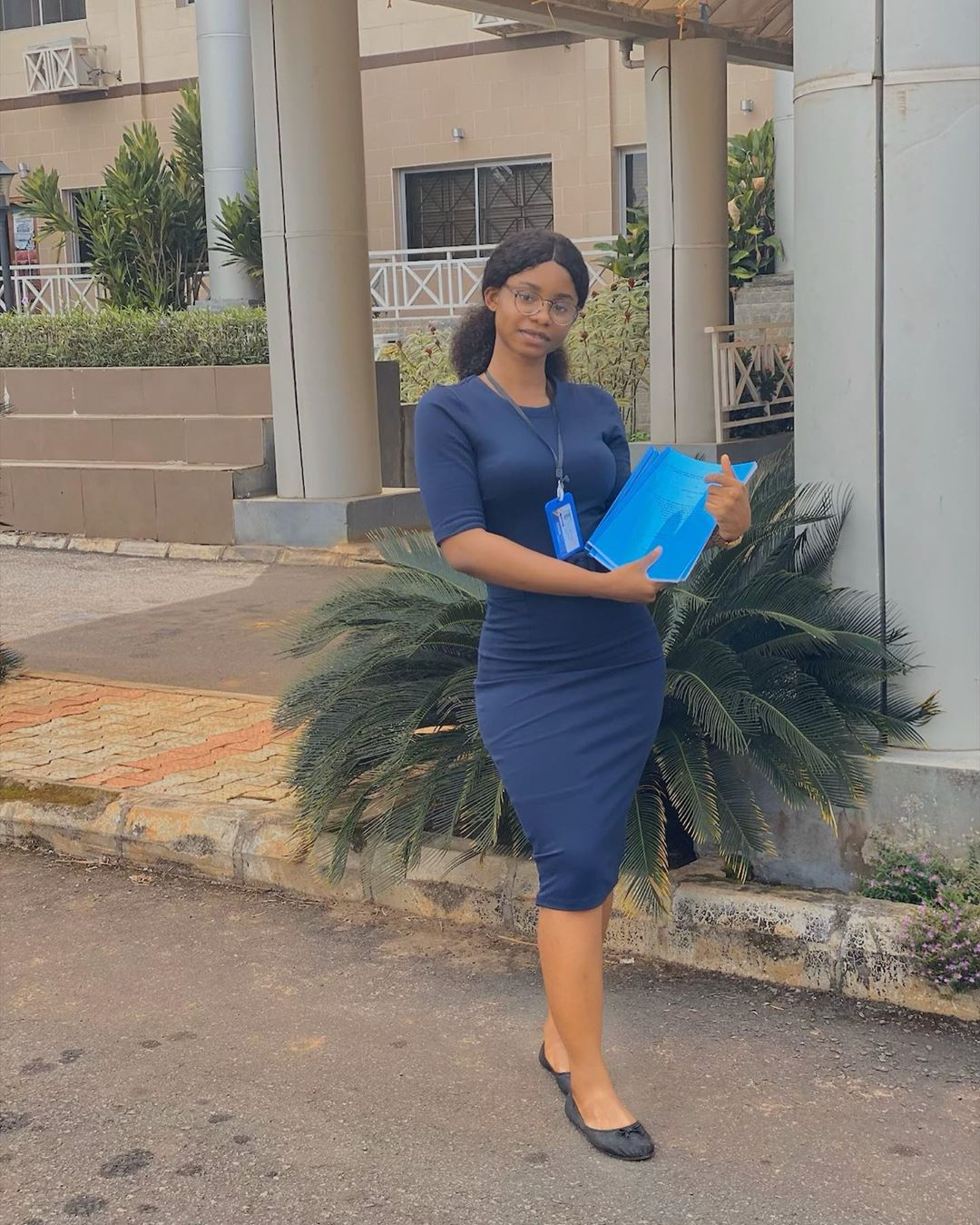 Iyabo Ojo a proud mother as her daughter Priscilla Ojo prepares to graduate from Babcock University (Photos)