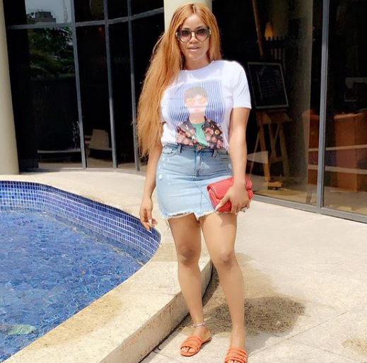 Please pray for us, we fight a lot of demons- Actress, Uche Ogbodo spills the ugly side of being a celebrity