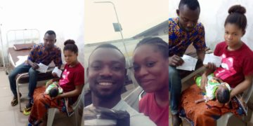 How Nigerians on Social Media raised over N1million for Keke Driver to pay his wife's hospital bills (Photos)