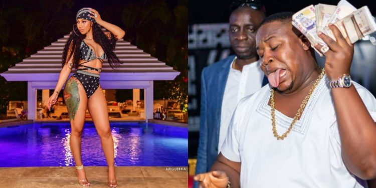 Cubana Chief Priest brags as he brings Cardi B to Nigeria, reveals the huge amount he spent (Photos)