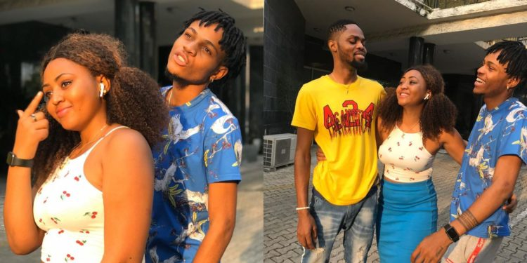 The world knows I love you - Regina Daniels celebrates her brother Samuel Daniels as he turns a year older (Photos)