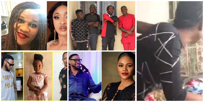 Babcock Tape, EFCC vs Naira Marley, COZA Scandal – 8 most scandalous moments in 2019 (Photos)