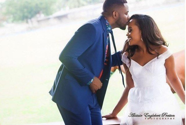 4 Nigerian celebrity couples that met on social media – Here is how it all Started (With Pictures)