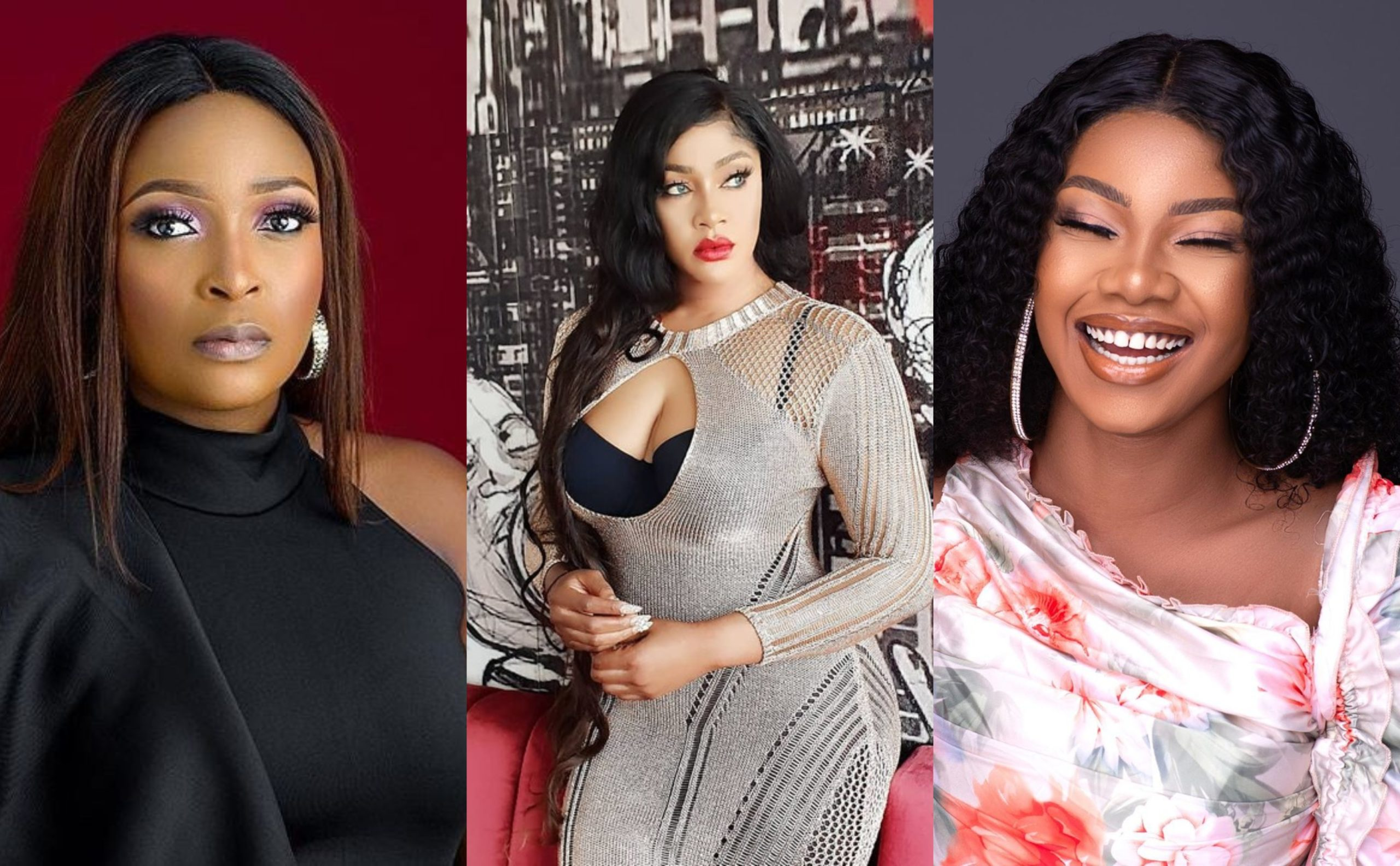 """""""Without Big Brother, Tacha is A Nobody""""- Blessing Okoro blasts Titans and their Queen (Video)"""