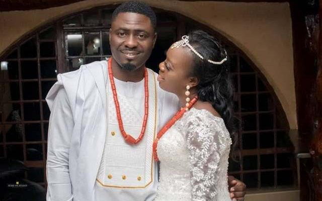 Popular Kenyan singer Ruth Matete, marries her Nigerian boyfriend after 38 breakups (Photos)