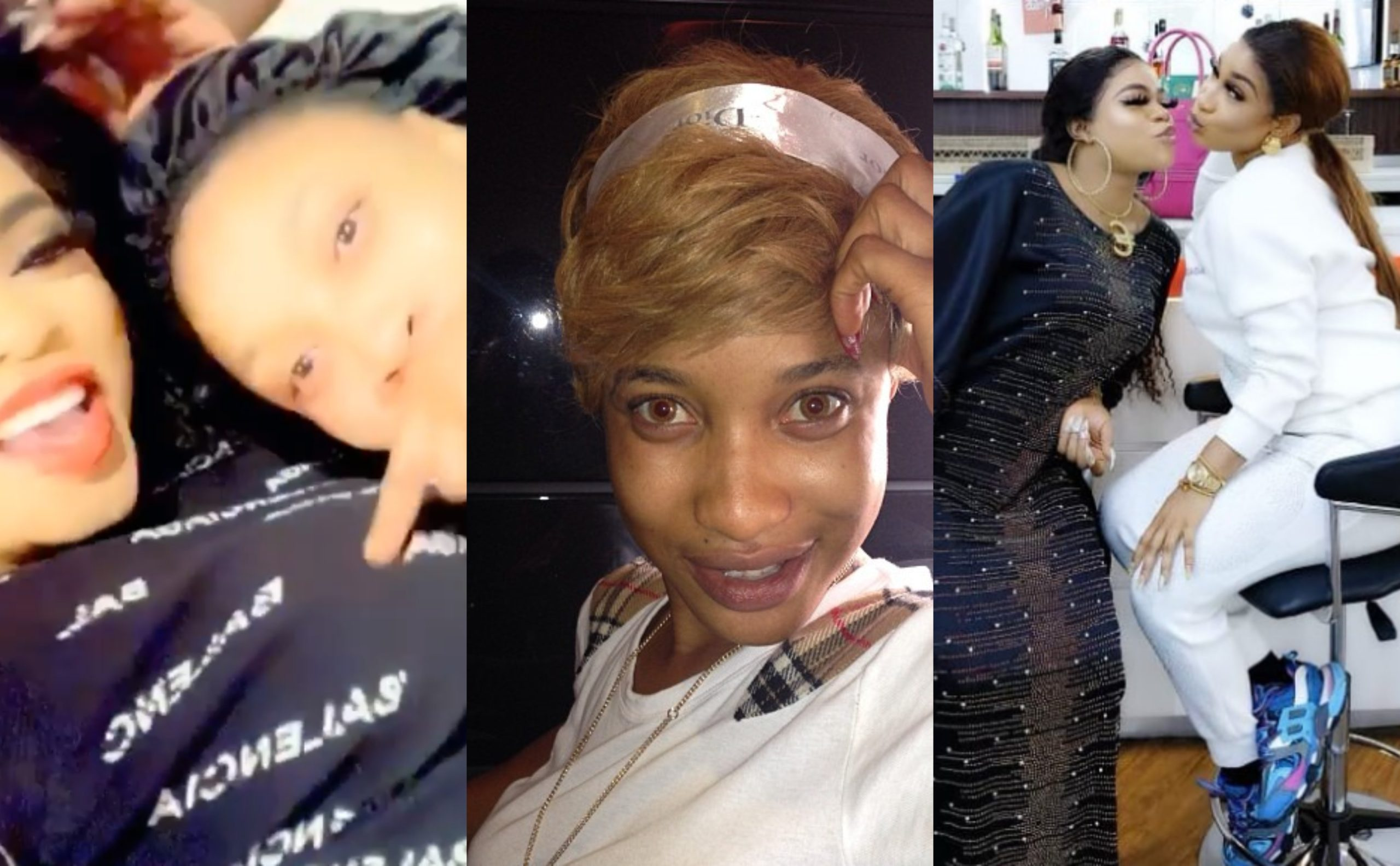 Tonto Dikeh in a gay relationship with Bobrisky and Is addicted to hard drugs – Nigerian Journalist (More Revelations) (1)