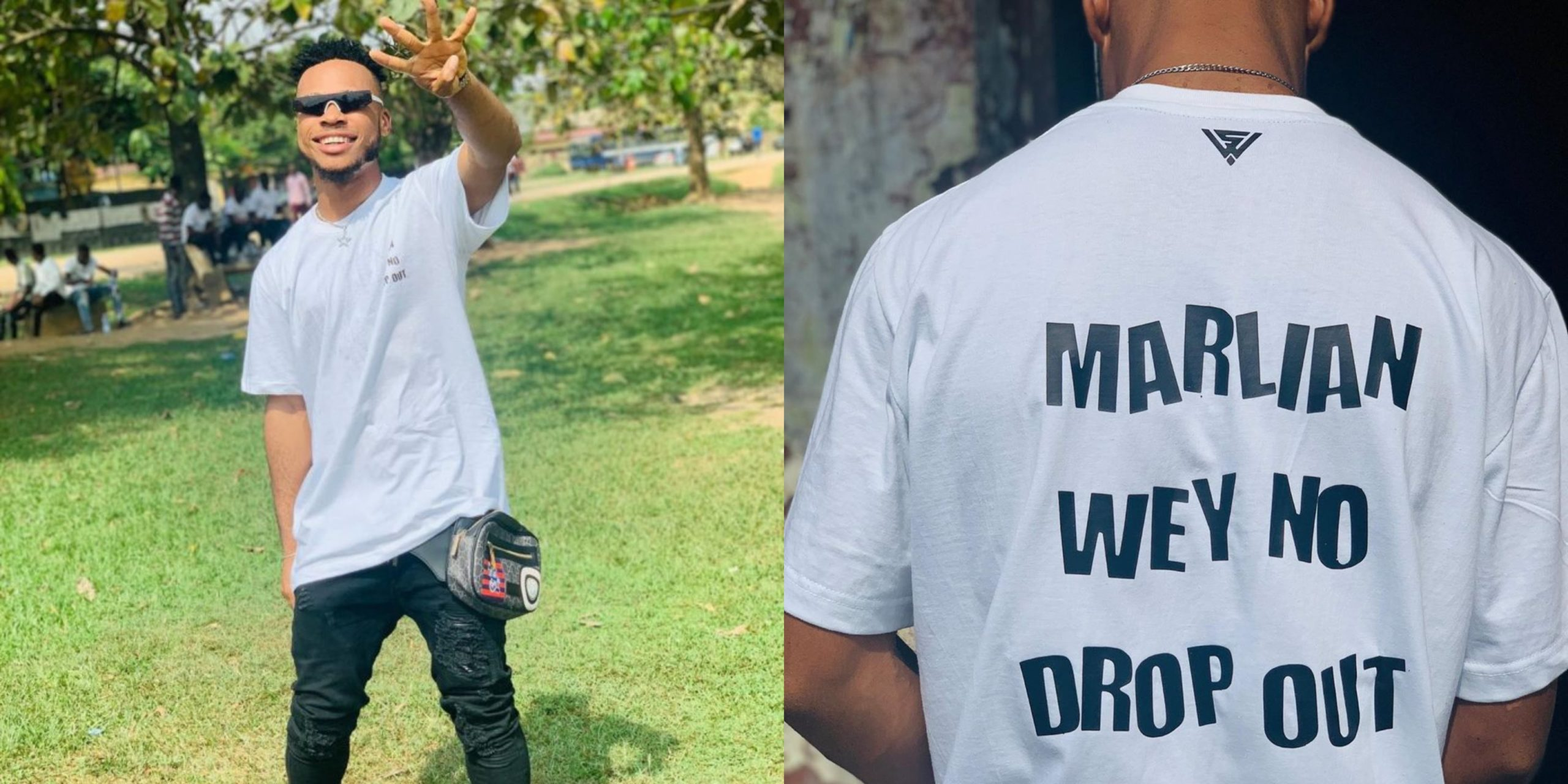 Marlian wey no dropout - Popular dancer, Poco Lee graduates from Lagos State University (Photos)