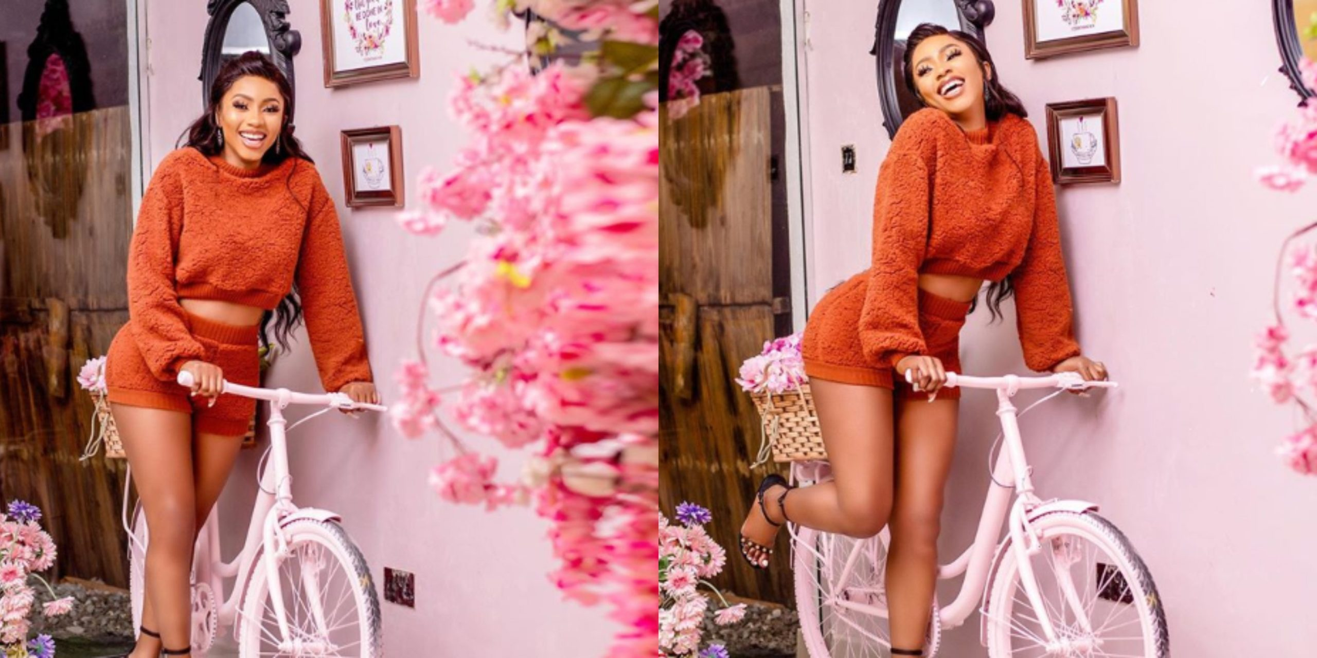 Mercy strolls into Tacha's backyard and shuts down everywhere as she parties in Port Harcourt (Video)