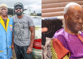 'I wish I knew how to relate with death' - Filmmaker, Kunle Afolayan mourns Alabi Yellow (1)