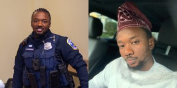 """""""4 days in Nigeria & I have already been called a criminal by Nigeria police - American policeman with braids reveals"""
