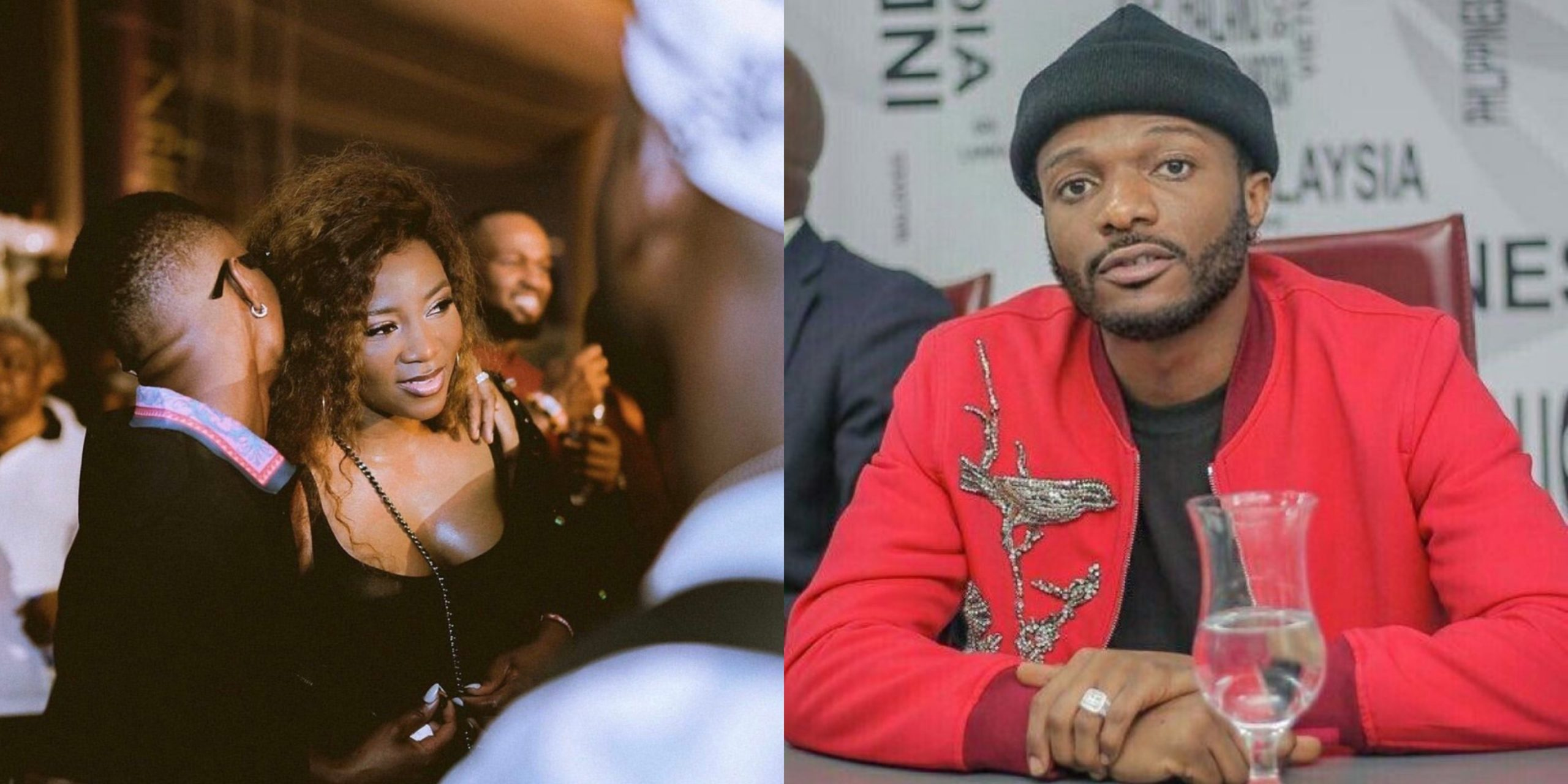 Why do you like older women? - Fans react as Wizkid hangs out with Genevieve Nnaji (Photos)