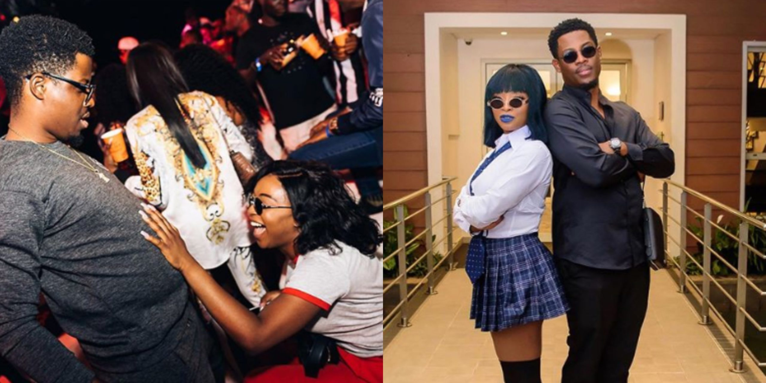 Happy birthday my partner in crime - Seyi Awolowo's girlfriend celebrates him as he turns 30 today (Photos)