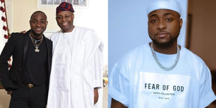 How Davido's father bought the first record label his son was signed into after he found out he wanted to do music