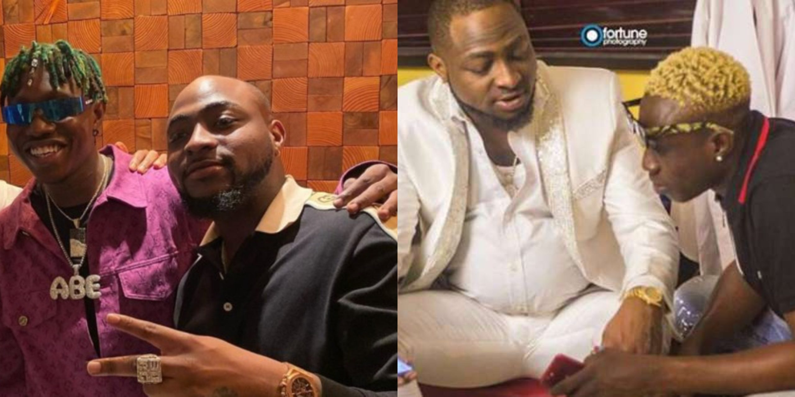 This time last year, I was driving a stupid Sienna car - Zlatan Ibile reveals how Davido changed his life in 1year (Video)