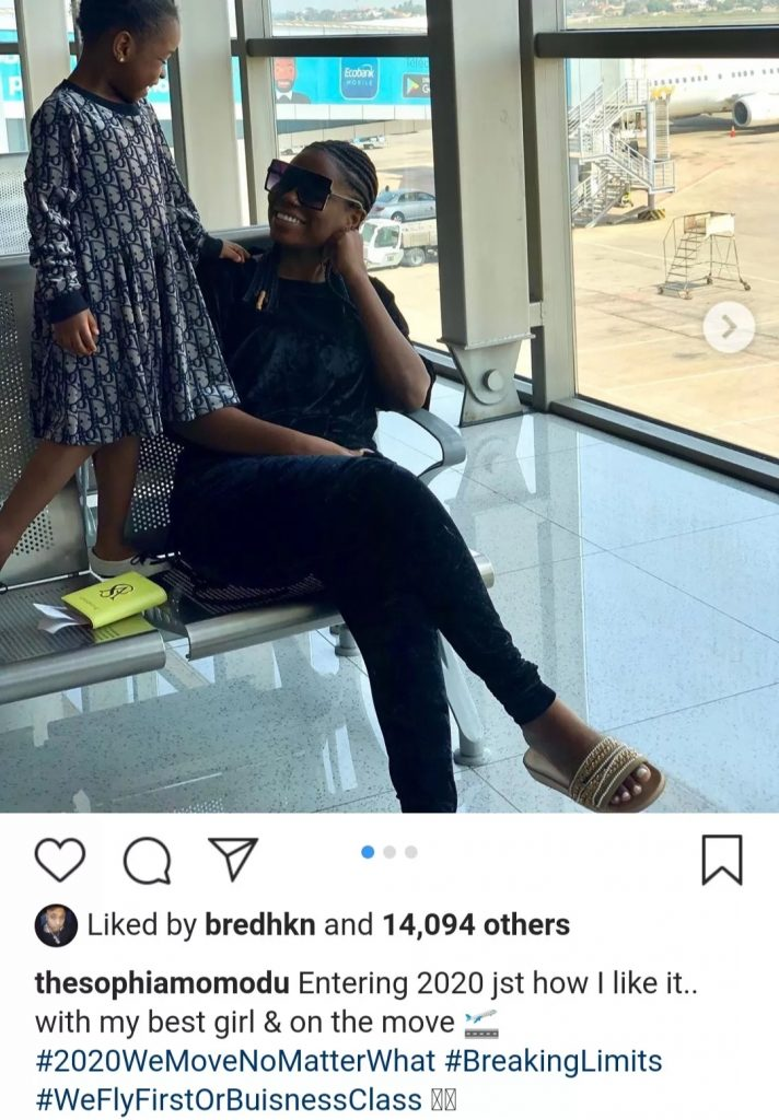 """I'm about to burn this whole thing down"" Sophia Momodu says after Davido said he gave her a Lift"