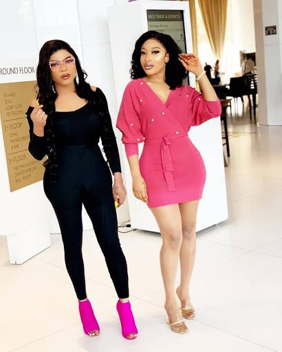 Is this the only jumpsuit you have? - Fans blast Bobrisky for repeating clothes (Photos)