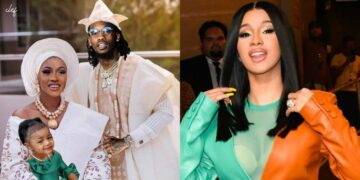 Chioma B Or Cadijat? – Cardi B begs Nigerians to pick a name for her as plans to relocate intensifies