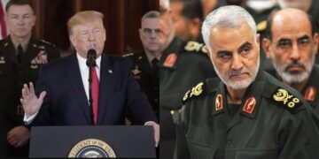 America will no longer attack Iran - Trump reacts to Iran's missile attacks