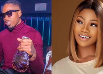 Ike unfollows Tacha on Instagram for teaming up with his ex-girlfriend, Gigy (Photo)