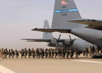 Iran launch ballistic missiles at US troops in Iraq air base (Video)
